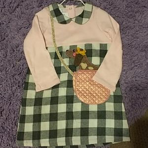 Mud pie cute dress for girls